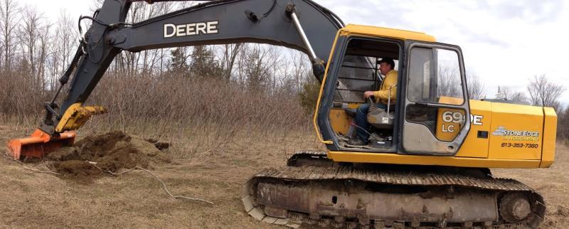 kingston excavation operators