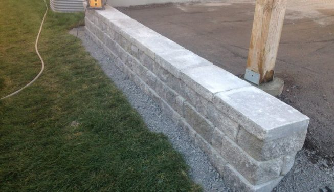 Retaining Walls Kingston